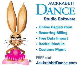 Jackrabbit Dance Software
