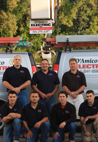 D'Amico Electric Company in Westchester, New York