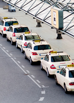 trying to sell your airport taxi company?