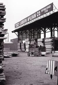 1962 maryland j gibson mcilvain lumberyard