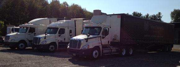 2012 j gibson mcilvain lumber tractor trailer trucks
