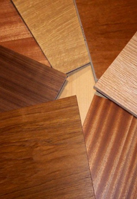 Plywood assortment