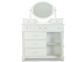 olivia bureau and mirror