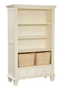 summer breeze bookcase
