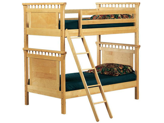 Bennington bunk bed