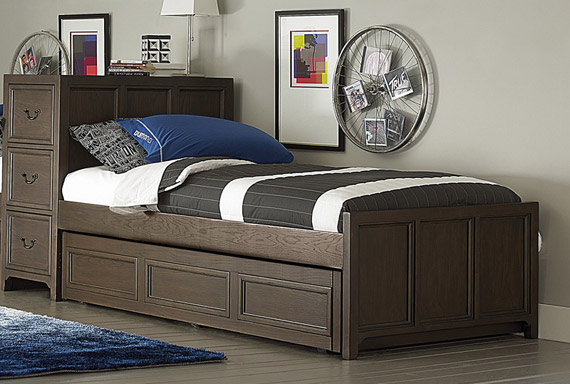 Kenwood super storage bed
