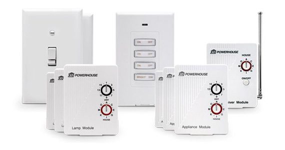 x10 max home automation complete system