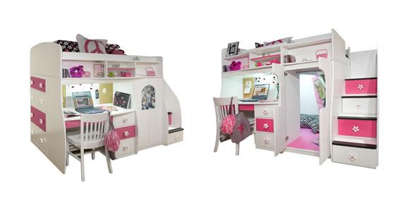 hideaway loft bed