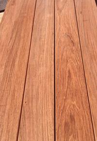 Jatoba decking boards
