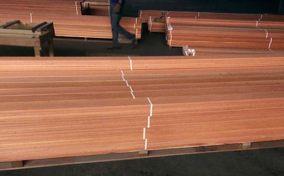 Red Balau Lumber