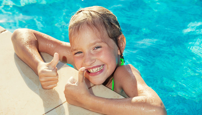 Pros Cons Of Concrete Or Gunite Swimming Pools