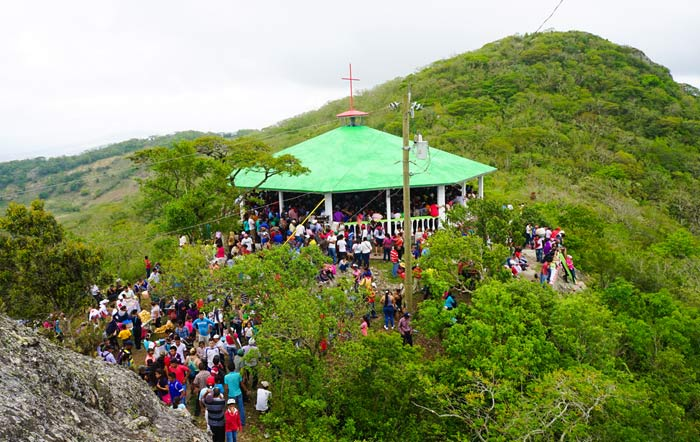 La Cruz Hill in Jinotega