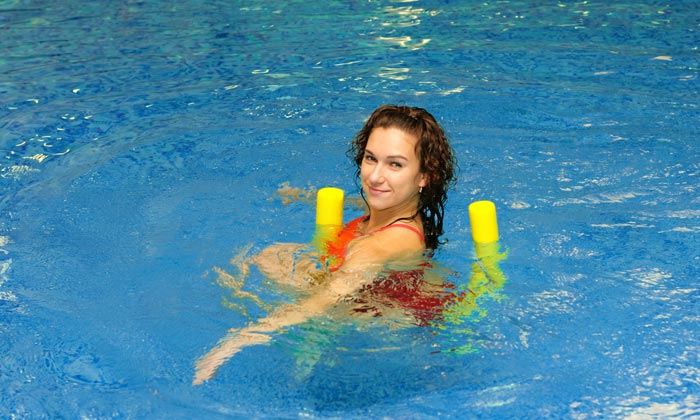 pool noodle exercise