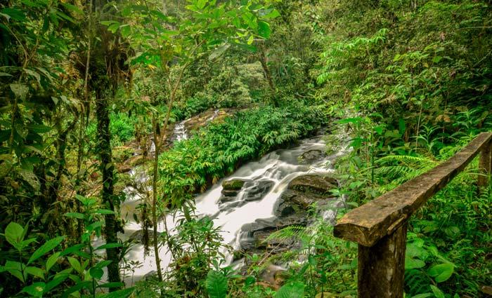 La Bujona Waterfall