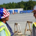 combs concrete construction workers veterans