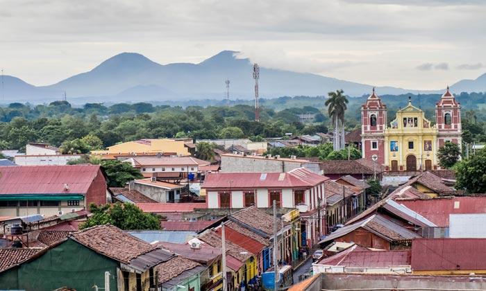 beautiful city in nicaragua