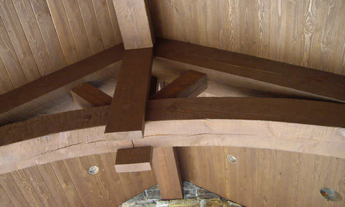 df timber truss roof