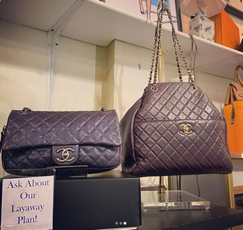 luxury chanel designer handbags